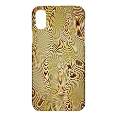 Pattern Abstract Art Apple Iphone X Hardshell Case