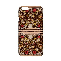 Roses Floral Wallpaper Flower Apple Iphone 6/6s Hardshell Case by Nexatart