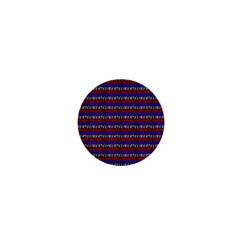 French Revolution Typographic Pattern Design 2 1  Mini Buttons