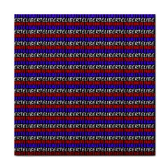 French Revolution Typographic Pattern Design 2 Face Towel