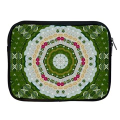 Fantasy Jasmine Paradise Love Mandala Apple Ipad 2/3/4 Zipper Cases by pepitasart