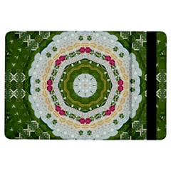 Fantasy Jasmine Paradise Love Mandala Ipad Air Flip