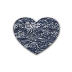Granite 0596 Heart Coaster (4 Pack)