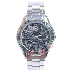 Granite 0596 Stainless Steel Analogue Watch