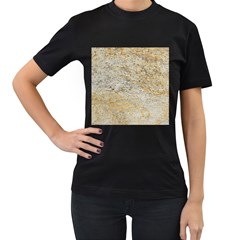 Granite 0223 Women s T Shirt (black)
