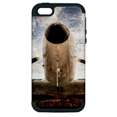 Legend Of The Sky Apple Iphone 5 Hardshell Case (pc+silicone) by FunnyCow