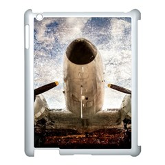 Legend Of The Sky Apple Ipad 3/4 Case (white) by FunnyCow