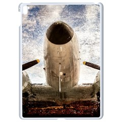 Legend Of The Sky Apple Ipad Pro 9 7   White Seamless Case by FunnyCow
