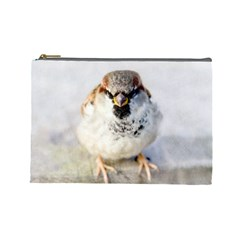 Do Not Mess With Sparrows Cosmetic Bag (large)