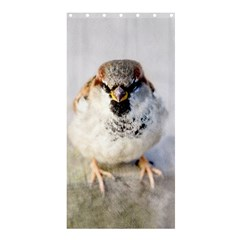 Do Not Mess With Sparrows Shower Curtain 36  X 72  (stall)