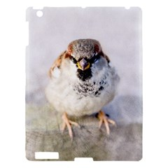 Do Not Mess With Sparrows Apple Ipad 3/4 Hardshell Case by FunnyCow