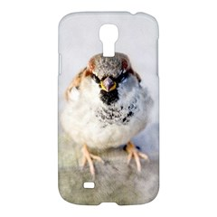 Do Not Mess With Sparrows Samsung Galaxy S4 I9500/i9505 Hardshell Case by FunnyCow