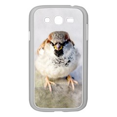 Do Not Mess With Sparrows Samsung Galaxy Grand Duos I9082 Case (white) by FunnyCow