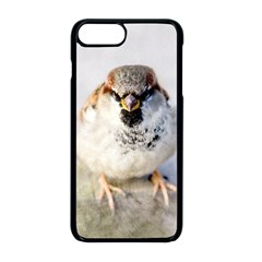 Do Not Mess With Sparrows Apple Iphone 8 Plus Seamless Case (black)