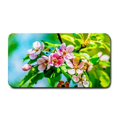 Crab Apple Flowers Medium Bar Mats