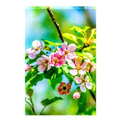 Crab Apple Flowers Shower Curtain 48  X 72  (small)