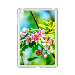 Crab Apple Flowers Ipad Mini 2 Enamel Coated Cases by FunnyCow
