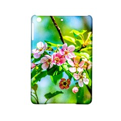 Crab Apple Flowers Ipad Mini 2 Hardshell Cases by FunnyCow