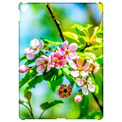 Crab Apple Flowers Apple Ipad Pro 12 9   Hardshell Case by FunnyCow