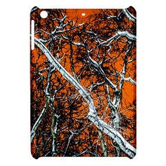 Red Night Of Winter Apple Ipad Mini Hardshell Case by FunnyCow