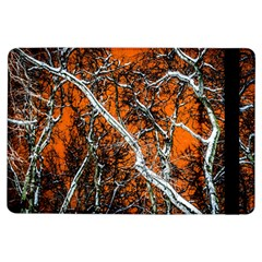 Red Night Of Winter Ipad Air Flip by FunnyCow