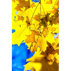 Yellow Maple Leaves 5 5  X 8 5  Notebooks