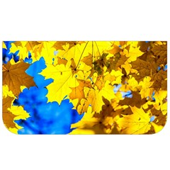 Yellow Maple Leaves Lunch Bag by FunnyCow