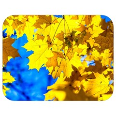 Yellow Maple Leaves Full Print Lunch Bag by FunnyCow