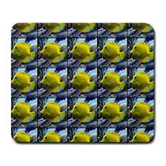 Fish Large Mousepads