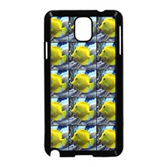 Fish Samsung Galaxy Note 3 Neo Hardshell Case (black) by ArtworkByPatrick1
