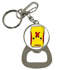 Kawaii Cute Tennants Lager Can Bottle Opener Key Chains