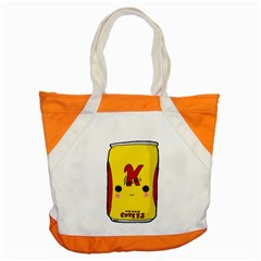 Kawaii Cute Tennants Lager Can Accent Tote Bag