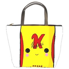 Kawaii Cute Tennants Lager Can Bucket Bags