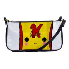 Kawaii Cute Tennants Lager Can Shoulder Clutch Bags