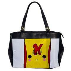 Kawaii Cute Tennants Lager Can Office Handbags