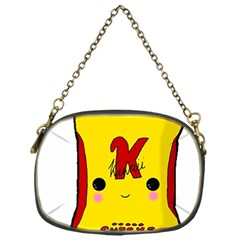 Kawaii Cute Tennants Lager Can Chain Purses (one Side)