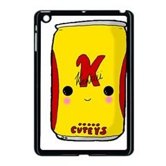 Kawaii Cute Tennants Lager Can Apple Ipad Mini Case (black) by CuteKawaii1982