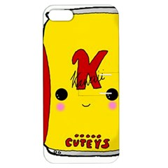 Kawaii Cute Tennants Lager Can Apple Iphone 5 Hardshell Case With Stand by CuteKawaii1982
