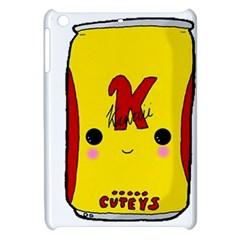 Kawaii Cute Tennants Lager Can Apple Ipad Mini Hardshell Case by CuteKawaii1982