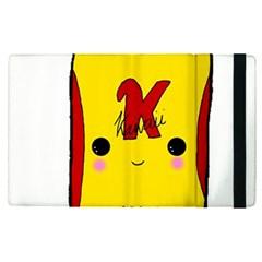 Kawaii Cute Tennants Lager Can Apple Ipad Pro 9 7   Flip Case by CuteKawaii1982