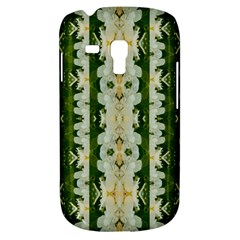 Fantasy Jasmine Paradise Bloom Samsung Galaxy S3 Mini I8190 Hardshell Case by pepitasart