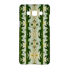 Fantasy Jasmine Paradise Bloom Samsung Galaxy A5 Hardshell Case  by pepitasart