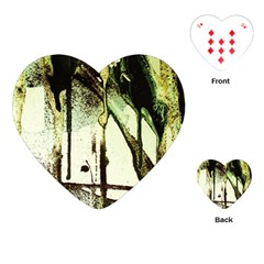 There Is No Promissed Rain 5 Playing Cards (heart)