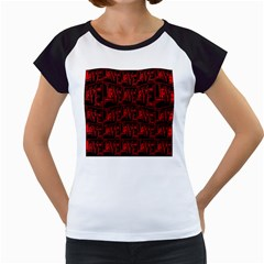 Love 2 Women s Cap Sleeve T
