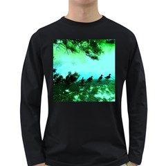 Hot Day In Dallas 36 Long Sleeve Dark T Shirts