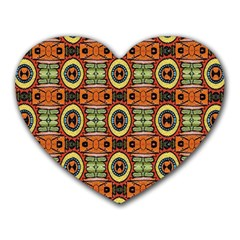 1 Heart Mousepads