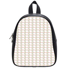 Act Of Kindness School Bag (small)