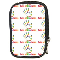 Acts Of Kindness Compact Camera Cases