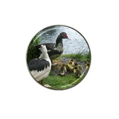Muscovy Family Hat Clip Ball Marker (10 Pack)