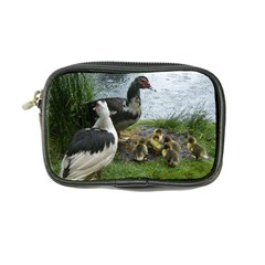 Muscovy Family Coin Purse by IIPhotographyAndDesigns